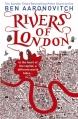 Couverture Le dernier apprenti sorcier, tome 1 : Les rivières de Londres Editions Gollancz 2011