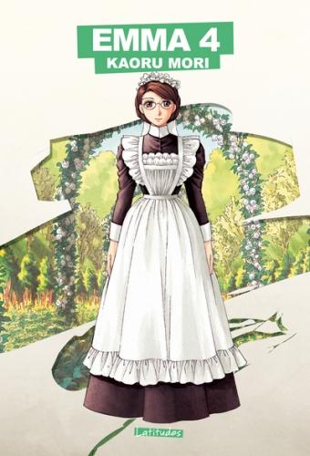 Couverture Emma, double, tome 7 et 8