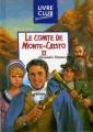 Couverture Le Comte de Monte-Cristo (2 tomes), tome 2 Editions Hemma (Livre club jeunesse) 1998