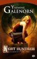 Couverture Les Soeurs de la lune, tome 05 : Night Huntress Editions Milady 2011