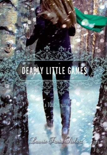 Couverture Touch, book 3: Deadly Little Games