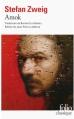 Couverture Amok / Amok ou le fou de Malaisie Editions Folio  (Classique) 2013