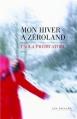 Couverture Mon hiver à Zéroland Editions Les escales 2013
