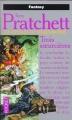Couverture Les Annales du Disque-Monde, tome 06 : Trois soeurcières Editions Pocket (Fantasy) 1999