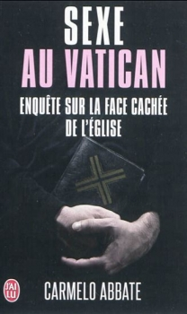 Couverture Sexe au Vatican
