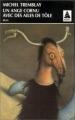 Couverture Un ange cornu avec des ailes de tôle Editions Babel 1996