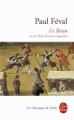 Couverture Le bossu Editions Le Livre de Poche (Les classiques de poche) 2009