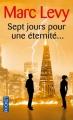 Couverture Sept Jours pour une éternité Editions Pocket 2012