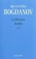 Couverture La Mémoire Double Editions Robert Laffont 2011