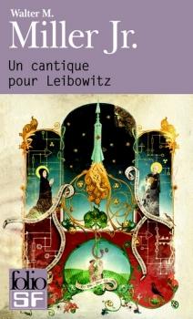 Couverture Leibowitz, tome 1 : Un cantique pour Leibowitz
