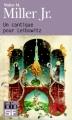 Couverture Leibowitz, tome 1 : Un cantique pour Leibowitz Editions Folio  (SF) 2013