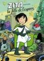 Couverture Zita, la fille de l'espace, tome 1 Editions Rue de Sèvres 2013