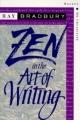 Couverture Le Zen dans l'art de l'écriture Editions Joshua Odell 1996
