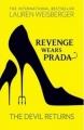 Couverture Le diable s'habille en Prada, tome 2 : Vengeance en Prada : Le retour du diable Editions Harper 2013