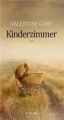 Couverture Kinderzimmer Editions Actes Sud 2013