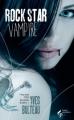 Couverture Rock star vampire Editions Le Pré aux Clercs 2013