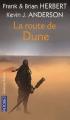 Couverture La route de dune Editions Pocket (Science-fiction) 2010
