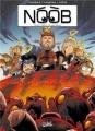 Couverture Noob (BD), tome 8 : Retour à la case départ Editions Soleil 2013