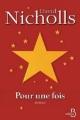 Couverture Pour une fois Editions Belfond 2013