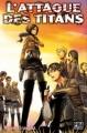 Couverture L'attaque des Titans, tome 04 Editions Pika 2013