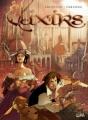 Couverture Elixirs, tome 3 : Le souffle du néant Editions Soleil 2013