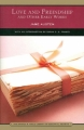 Couverture Amour et amitié Editions Barnes & Noble 2005