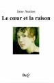 Couverture Raison et sentiments / Le coeur et la raison Editions Bibliothèque Electronique du Québec 2013