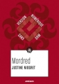 Couverture Mordred Editions Mnémos 2013