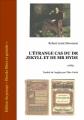 Couverture L'étrange cas du docteur Jekyll et de M. Hyde / L'étrange cas du Dr. Jekyll et de M. Hyde Editions Ebooks libres et gratuits 2012