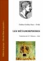 Couverture Les métamorphoses Editions Ebooks libres et gratuits 2005