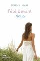 Couverture L'été devant nous Editions Albin Michel 2012