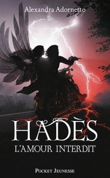 Couverture L'amour interdit, tome 2 : Hadès