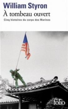 Couverture À tombeau ouvert : Cinq histoires du corps des Marines