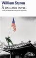 Couverture À tombeau ouvert : Cinq histoires du corps des Marines Editions Folio  2013
