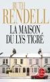 Couverture La maison du lys tigré Editions Le Livre de Poche 2013