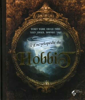Couverture Encyclopédie du Hobbit