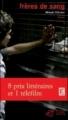Couverture Commissaire Antoine Marcas, tome 03 : Le frère de sang Editions Thierry Magnier 2006