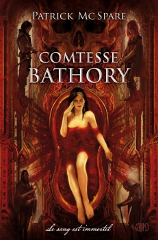 Couverture Comtesse Bathory