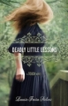 Couverture Touch, book 5 : Deadly Little Lessons Editions Hyperion Books 2013