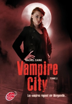 Couverture Vampire City, tome 02 : Danse macabre