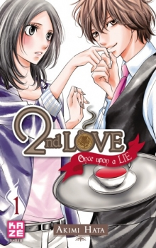 Couverture 2nd love : Once upon a lie, tome 1