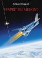 Couverture L'Esprit du Melkine Editions L'Atalante (La Dentelle du cygne) 2013
