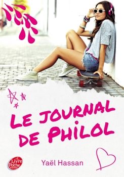 Couverture Le journal de Philol