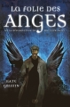 Couverture Matthew Swift, tome 1 : La Folie des Anges Editions Panini 2013