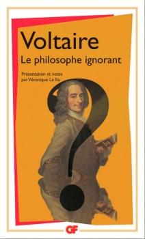 Couverture Le philosophe ignorant