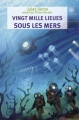 Couverture 20 000 lieues sous les mers / Vingt mille lieues sous les mers Editions Flammarion 2013