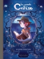 Couverture Les carnets de Cerise, tome 2 : Le livre d'Hector Editions Soleil (Métamorphose) 2013