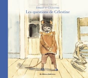 Couverture Les questions de Célestine