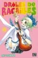 Couverture Drôles de racailles, tome 15 Editions Pika 2012