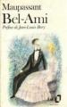 Couverture Bel-Ami Editions Folio  1987